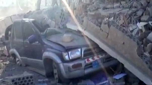 Míssil mata 4 em instalações dos Médicos Sem Fronteiras no Iémen