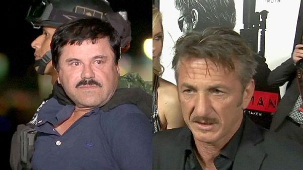 Mexiko: Behörden wollen Sean Penn wegen El-Chapo-Treffen vernehmen