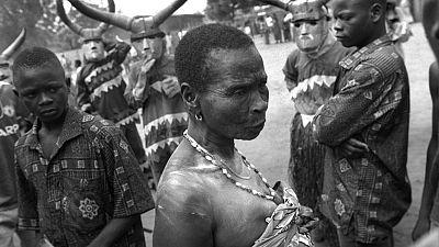 23ème fête du vaudou au Bénin