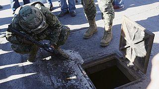 Mexique : l'histoire des tunnels d'El Chapo
