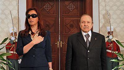 Bensalah reconduit au Sénat en Algérie