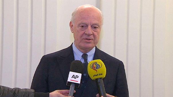 La ONU dice que las tensiones entre Riad y Teherán no afectarán a las negociaciones sobre Siria en Ginebra