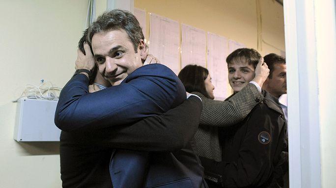 Új vezetője van a görög ellenzéknek