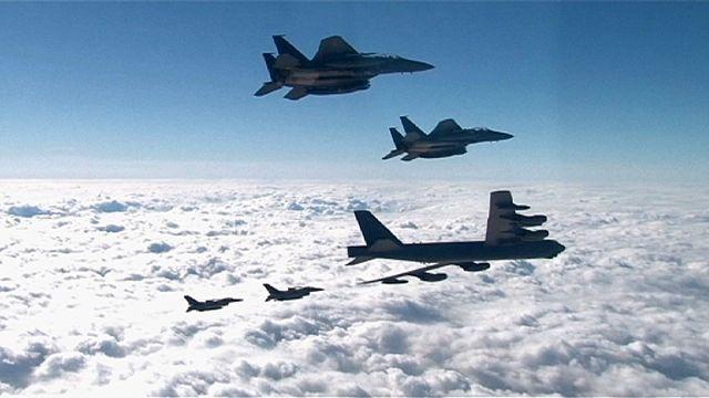 США могут разместить больше оружия на Корейском полуострове