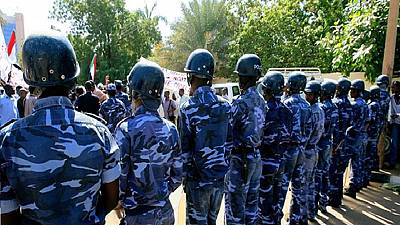 Demonstrators Dispersed In West Darfur