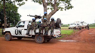 L'Onu exclut les Casques bleus Congolais (RDC) de la Centrafrique