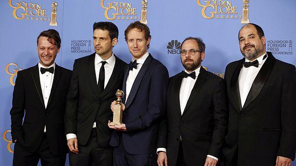 Filmtörténelmi pillanat: Golden Globe-díjat nyert a Saul fia