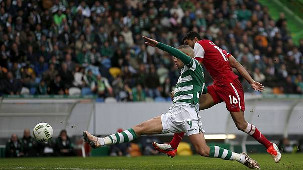 Liga Portuguesa, J17: Sporting ganha à campeão, Porto e Benfica goleiam