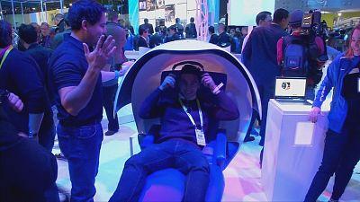 CES: Roboter, Gadgets und Ski-Airbag