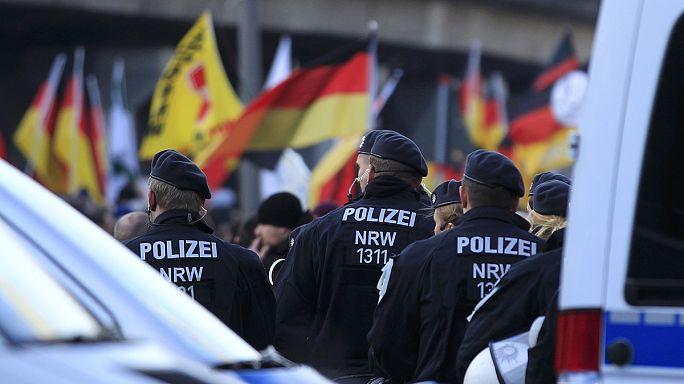 Menekültekre támadtak Kölnben