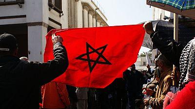 Maroc : manifestation des professeurs contre la violence policière
