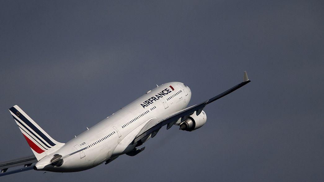 Air France leidet unter Pariser Anschlägen