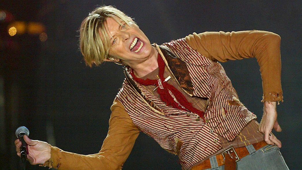 """Musikszene würdigt Bowie: """"Er ist wie ein außerirdischer Prinz"""""""