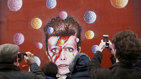 """David Bowie, huzur içinde uyu"""