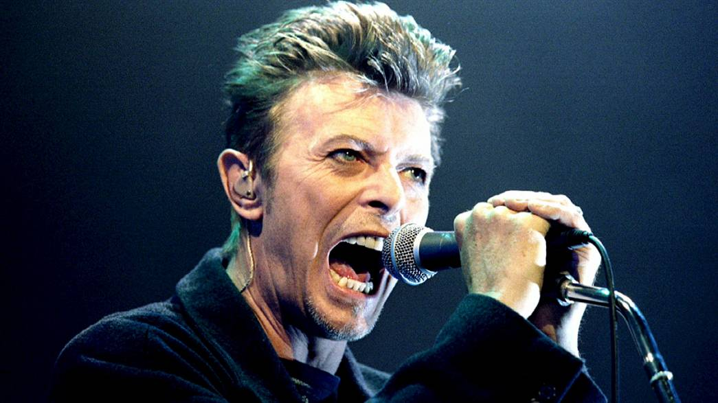 David Bowie, a legenda