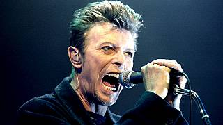 David Bowie, a legenda