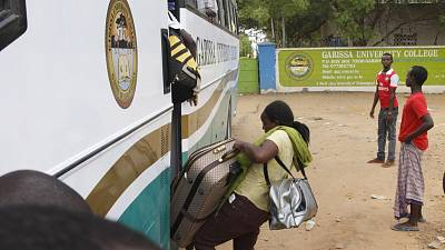 Calm trickles as classes resume in Kenya's Garissa University