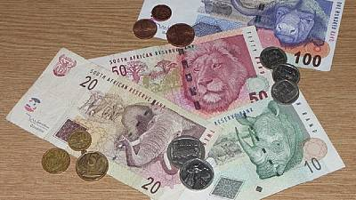 South African Rand affected by Asian market