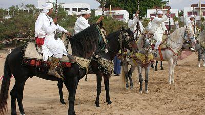 Morocco: Berbers celebrate Amazigh new year