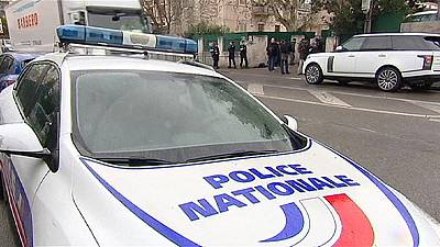Teenager attacks Jewish teacher in Marseille