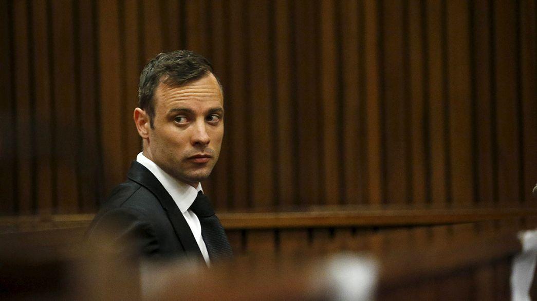 Pistorius inicia los trámites para recurrir su sentencia por asesinato
