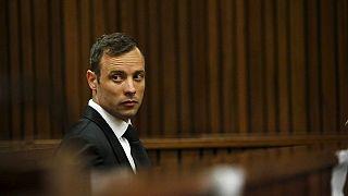 Pistorius cinayet suçlamasına itiraz etti