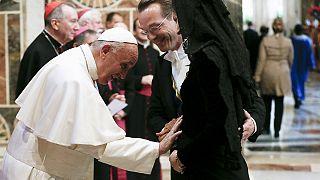 Ватикан: папа надеется на интеграцию в Европе новых мигрантов