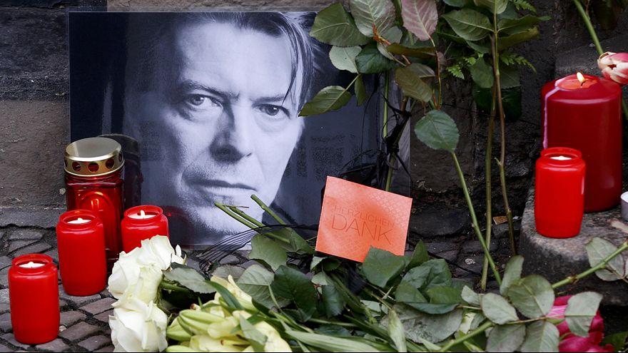 """David Bowie, """"le colosse"""" de la glam star à Blackstar"""