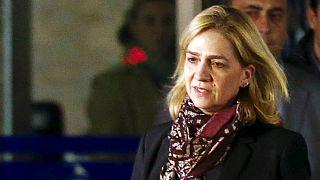 Испания: с инфанты Кристины может быть снято обвинение в коррупции