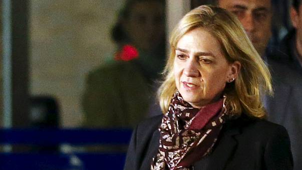 La monarchie espagnole fragilisée par le procès historique de la soeur du roi