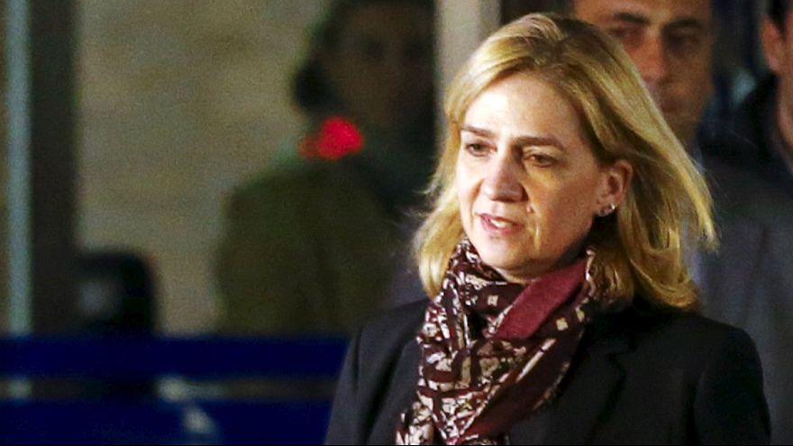 Mallorca: Prozess gegen Infantin Cristina begonnen