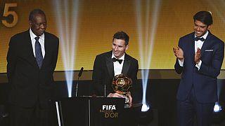 Lionel Messi et l'Argentine satisfaits après son 5e Ballon d'Or Fifa