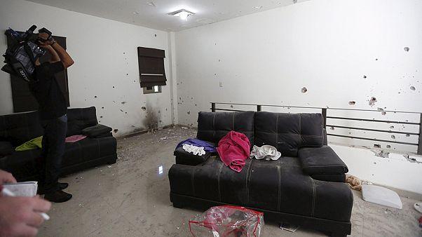 El Chapo operasyonu görüntüleri