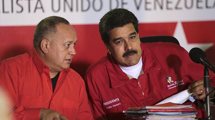 Venezuela'da siyasi kriz