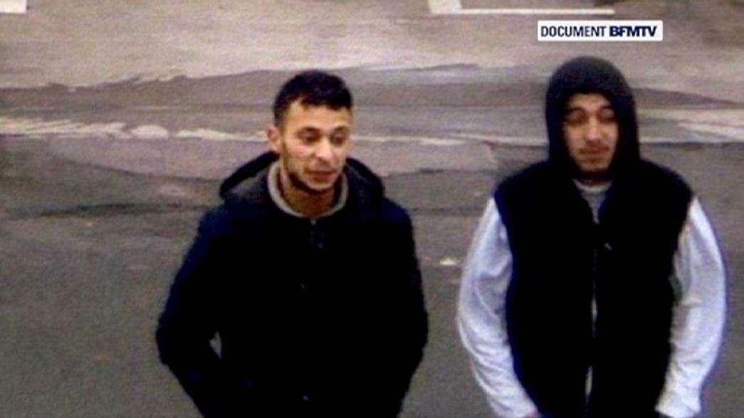 Difundidas las imágenes de Salah Abdeslam en su huída a Bélgica