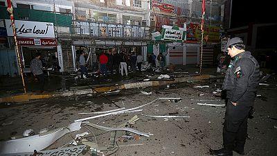 EI reivindica atentado contra centro comercial em Bagdade