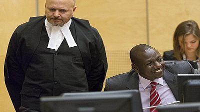 L'accusation demande la poursuite du procès de William Ruto