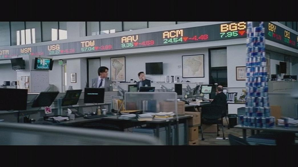 'The Big Short': how Wall Street came crashing down