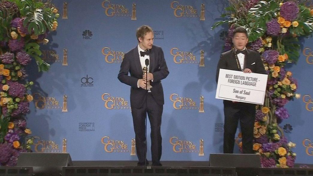 """Primé à Cannes, """"Le Fils de Saul"""" reçoit un Golden Globe"""