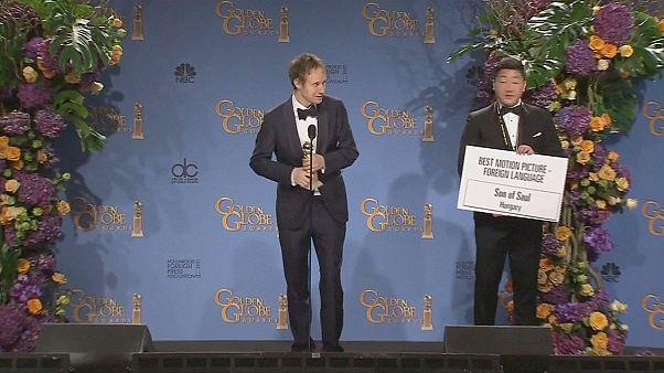 """""""El hijo de Saúl"""", del húngaro Laszlo Nemes, Globo de Oro a la mejor película extranjera"""