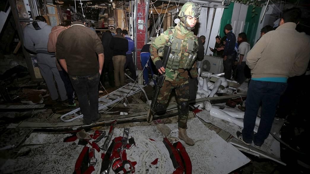 Gewaltserie in und um Bagdad fordert Dutzende Todesopfer