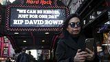 David Bowie anılıyor