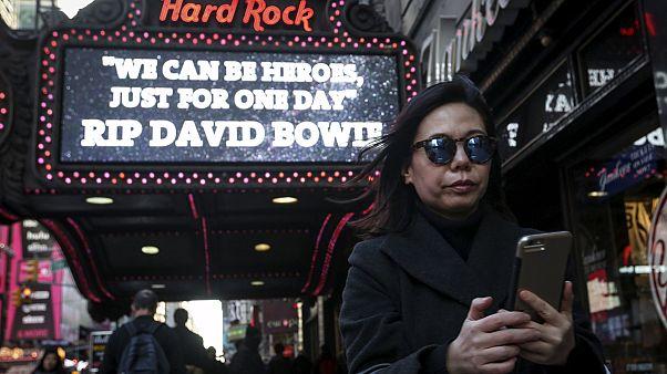 Ground Control to Major Tom – O mundo está de luto por David Bowie