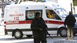 Principais ataques terroristas na Turquia