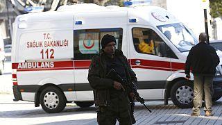 Principales ataques terroristas sufridos por Turquía en la última década