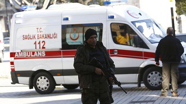 Turkey's terrorism attack timeline