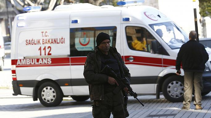 Наиболее значительные теракты в Турции в период с 2006 по 2016 гг