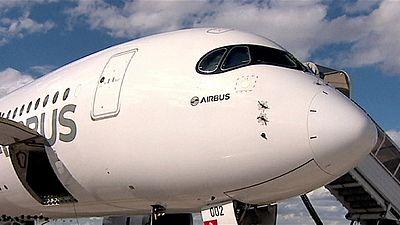 Auslieferungen, Aufträge: Airbus und Boeing Nase an Nase