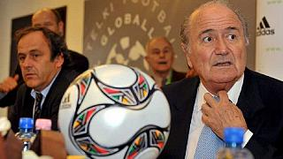 Lifetime Ban for Blatter and Platini-FIFA