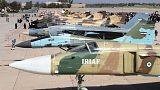 سقوط یک جنگنده ایرانی در سیستان و بلوچستان